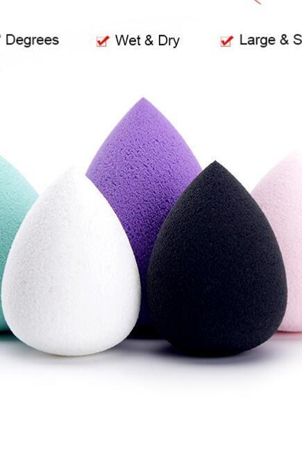 40*60MM 1pc Makeup Foundation Sponge Makeup Cosmetic puff Flawless Powder Smooth Beauty Cosmetic make up sponge beauty tools